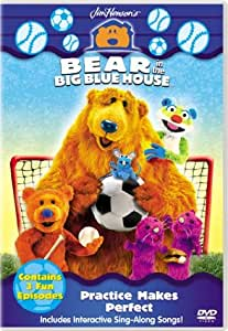 Bear in Bbh Dvd #10:Practice Makes Perfect