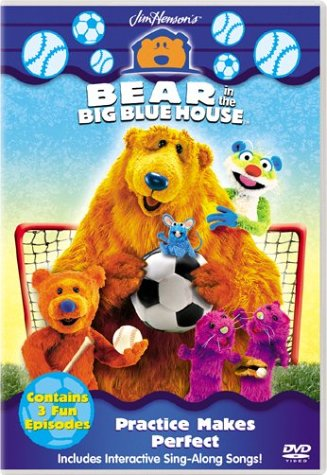 Bear in the Big Blue House -