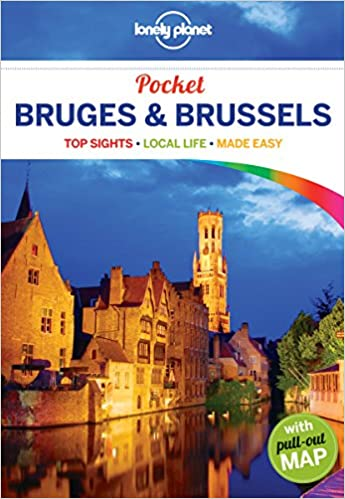 Lonely Planet Pocket Bruges Brussels Travel Guide Amazoncouk