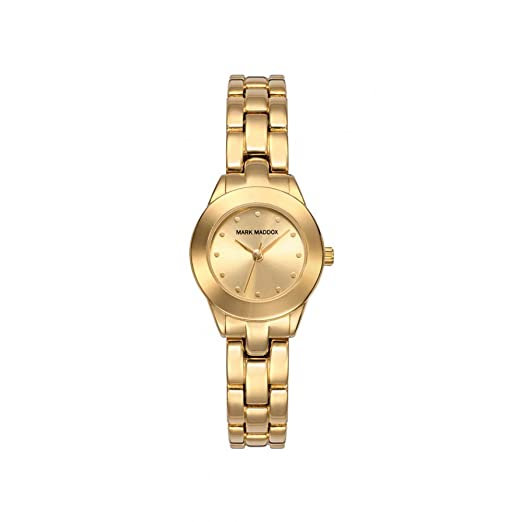 Amazon.com: RELOJ MARK MADDOX MF0008-27 Mujer + 2 PULSERAS Regalo: Watches