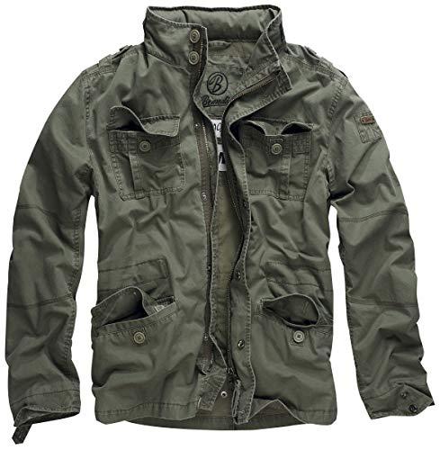 Brandit Britannia Jacket Olive Size XL
