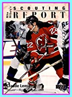 1995-96 Upper Deck Electric Ice #258 Claude Lemieux new jersey devils