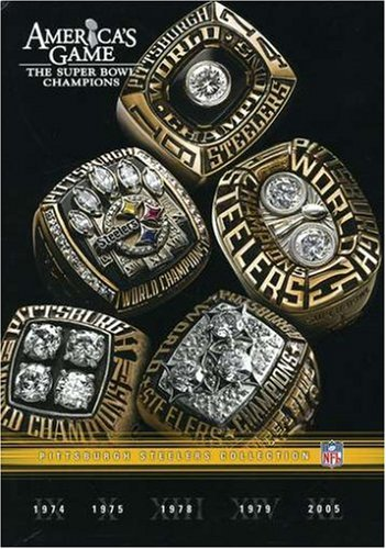 NFL America's Game - The Super Bowl Champions - Pittsburgh Steelers Collection at Steeler Mania