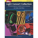 Accent on Performance Light Concert Collection: 22 Full Band Arrangements Correlated to Accent on Achievement (Alto Saxophone)
