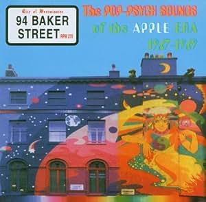 94 Baker Street: The Pop-Psych Sounds of the Apple Era 1967-1969