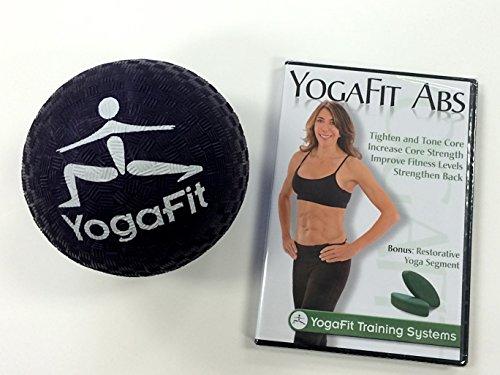 Yoga Abs and Core Ball Combo
