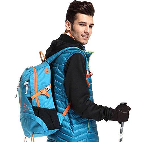BUSL Deportes bolsa bandolera hombres al aire libre de viajar viajes marea femenina mochilas de gran capacidad . b a