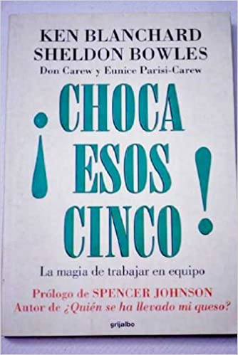 choca esos cinco pdf