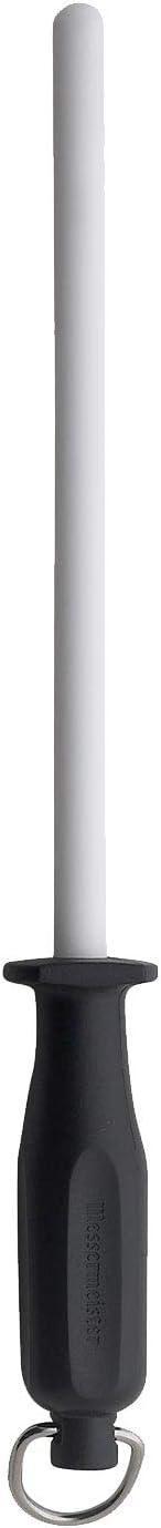 Messermeister Ceramic Rod Knife Sharpener - 12-Inch
