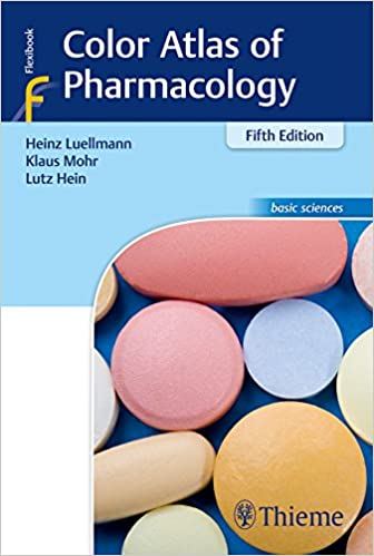 Color atlas of pharmacology kindle edition by heinz lllmann color atlas of pharmacology 5th edition kindle edition fandeluxe Choice Image