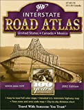 AAA Interstate Road Atlas, 2002, AAA Staff, 1562515535