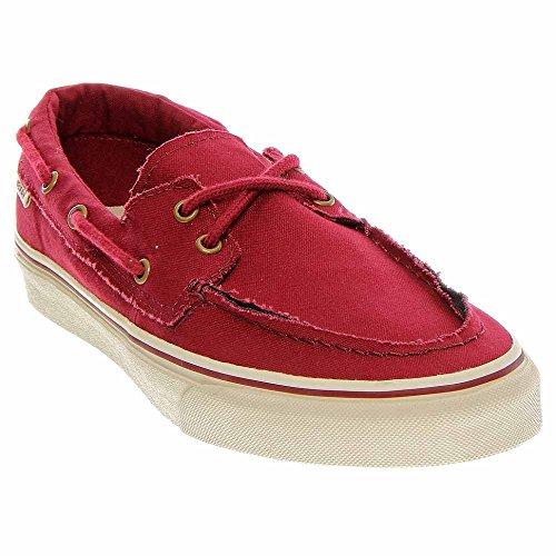 Camionnettes Zapato Del Barco Unisexe - Sneaker Adulte Port / Guimauve Hulotte