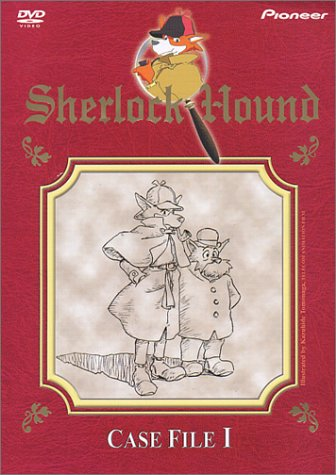 Sherlock Hound: Case File 1 (ep.1-5)