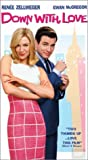Down With Love [VHS]