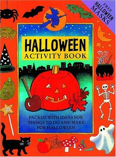 Halloween Activity Book (Seasonl activity books): Clare Beaton ...
