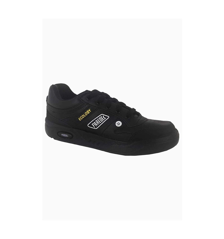 Deportivas clásica Ecology Paredes en negro  Amazon.es  Zapatos y  complementos 4b736609d418