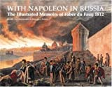 With Napoleon In Russia by Faber Du Faur front cover
