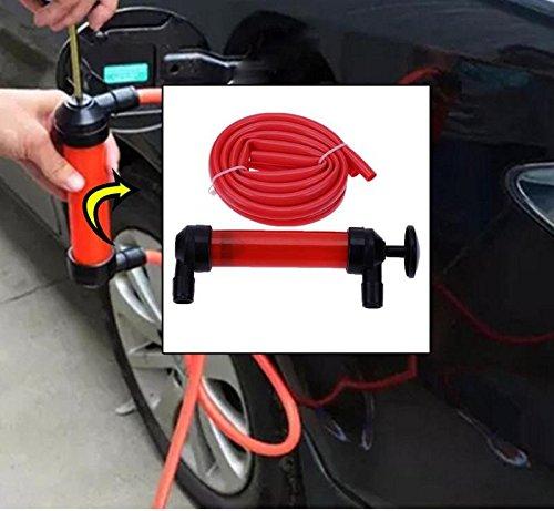 Bomba extractora Supa manual para aceite gasolina y l/íquidos 200 cc