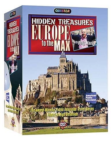 Europe to the Max: Hidden Treasures Reino Unido DVD: Amazon.es: Maxa, Rudy: Cine y Series TV