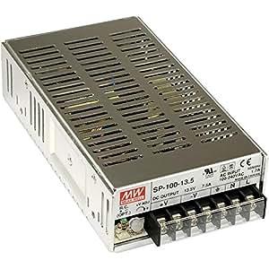 MeanWell AC/DC-Netzteilbaustein, geschlossen Mean Well SP-100-12 102 W