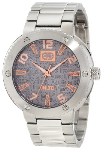 Marc Ecko Men's E12582G3 The Cool Three Hand Watch