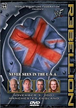 WWF Rebellion [Reino Unido] [DVD]: Amazon.es: Stephanie ...