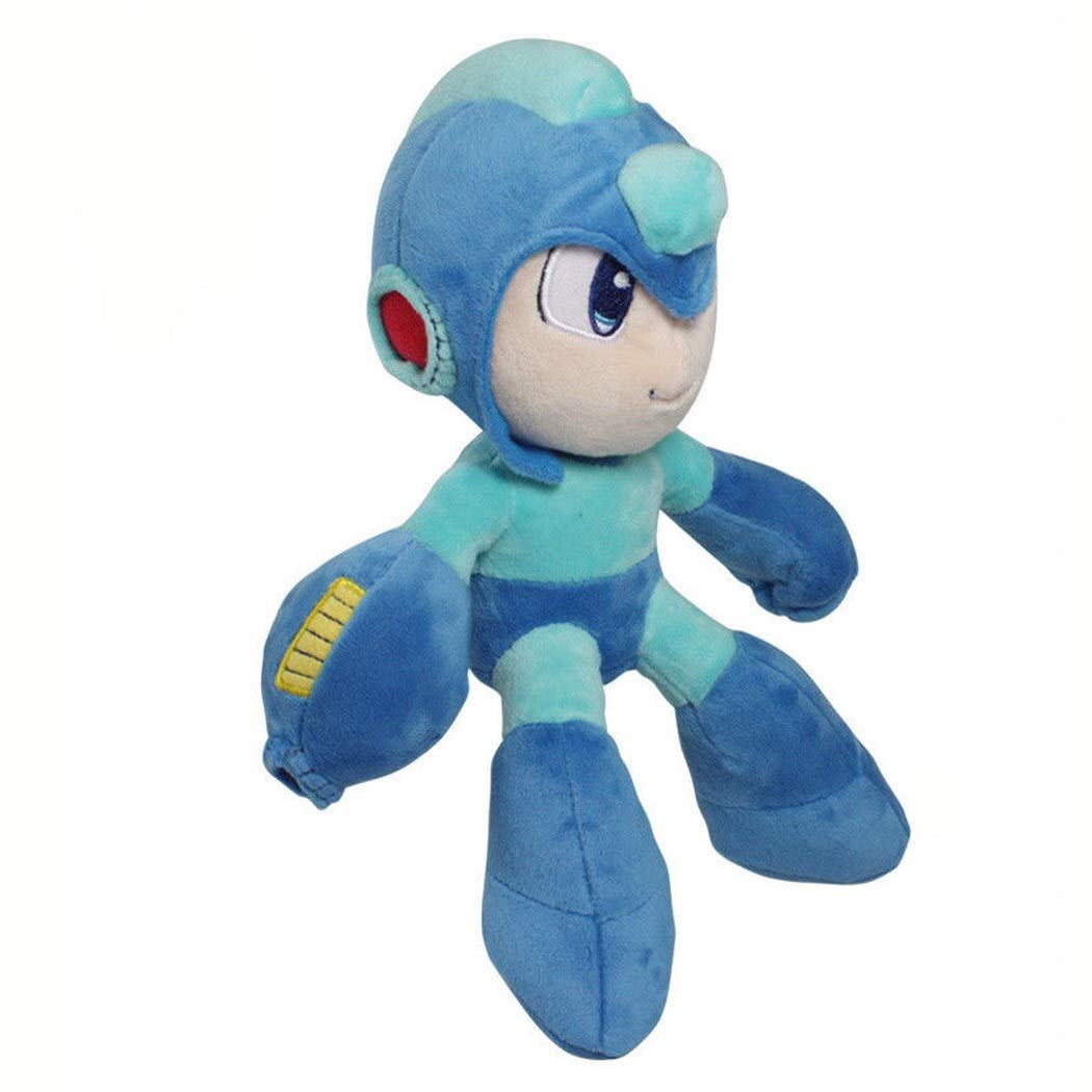 ZAMMA Mega Man// Rockman Series All Star Collection 10 Stuffed Plush
