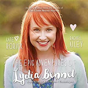 The Epic Adventures of Lydia Bennet Audiobook