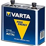Varta 4LR25-2 Pila Alcalina, 6V, 33 Ah