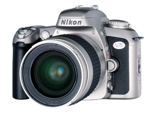 SLR Camera Kit with 28-80mm f3.5-5.6 Nikkor Lens ()