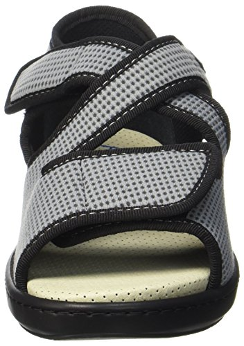 Adulti Podowell Grigie top Hi Pantofole Unisex Academie Saqpxw4a