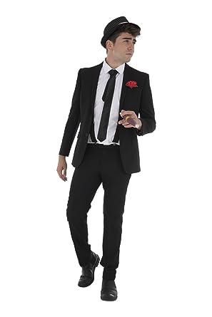 23407e3b6970 Zac s Alter Ego® Fancy Dress 6 Piece Instant 1920s Gangster Mafia ...