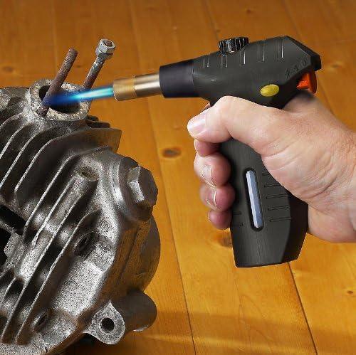 Portasol Professional Medium dalimentation gaz butane Torch 220/GT220