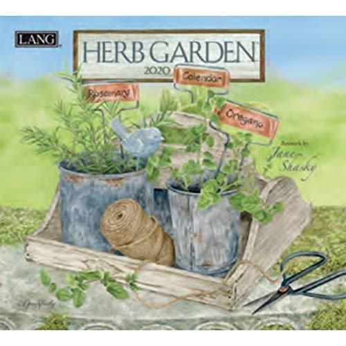 Herb Garden 2020 Calendar