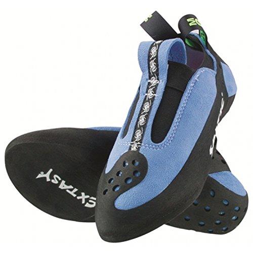 Saltic - Zapatillas de escalada para hombre Azul