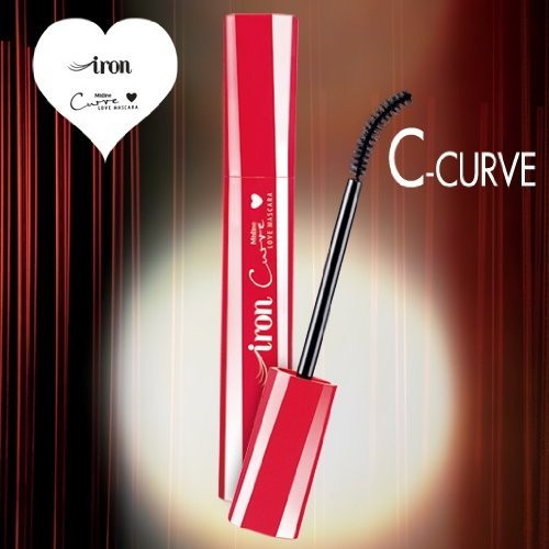Mistine Iron Curve Love Waterproof Mascara (Black)