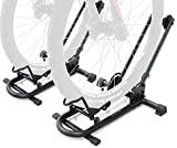 Cheap Bikehand Bike Floor Parking Rack Storage Stand Bicycle Pack of 2