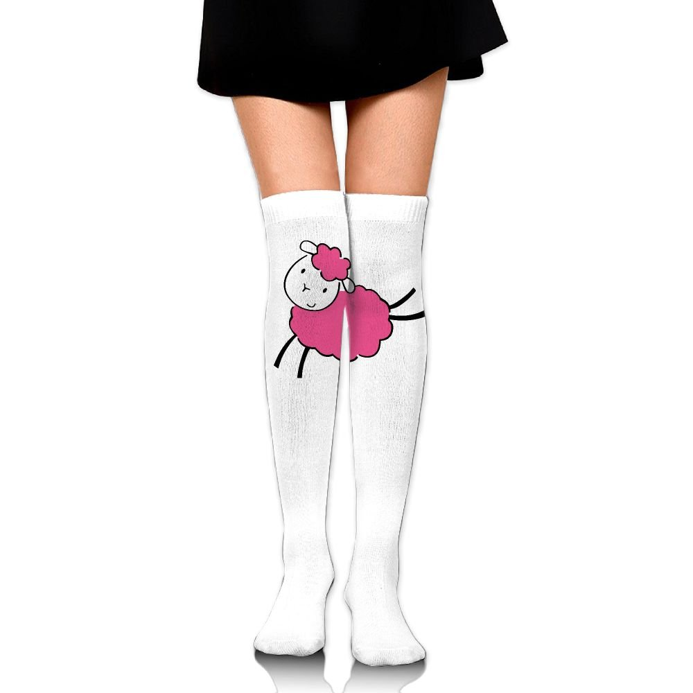 Girls Cartoon Over The Knee Socks Thigh High Stretchy Warm Comfy Knee Socks