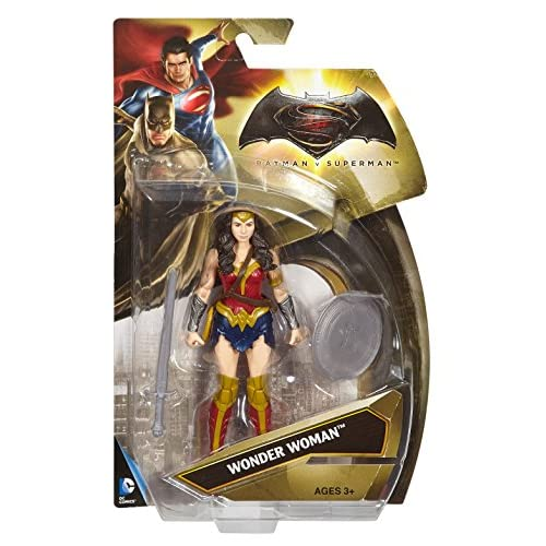 Batman DJG31 - Wonder Woman - Sword/Shield