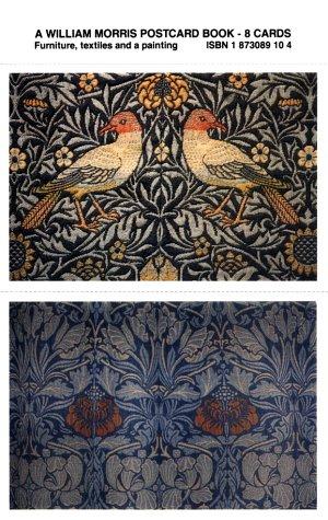 (A William Morris Postcard Book)