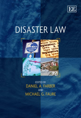Disaster Law (Elgar Mini Series) Daniel A. Farber