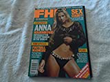 FHM September 2002 Anna Kournikova cover
