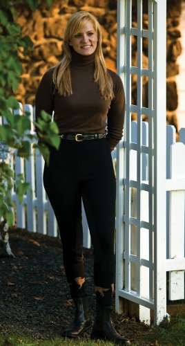 TuffRider Cotton Figurefit Full Seat Breeches