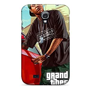 Top Quality Case Cover For Galaxy S4 Case With Nice Gta 5 Lamar Appearance
