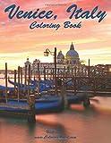 Venice, Italy Coloring Book (Volume 1)