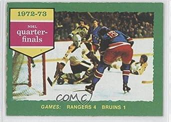 Amazon.com: New York Rangers Team; Boston Bruins Team ... Bruins Roster 1973