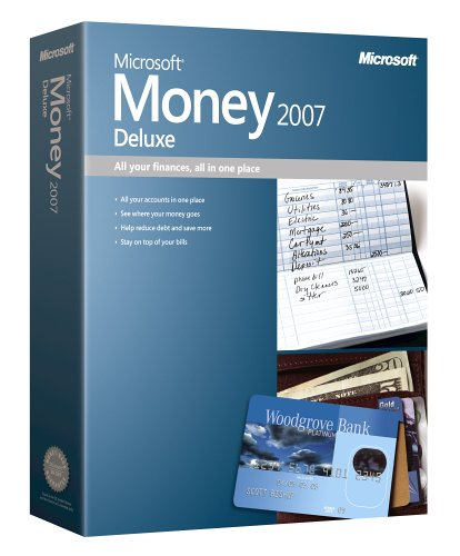 amazon com microsoft money 2007 deluxe old version