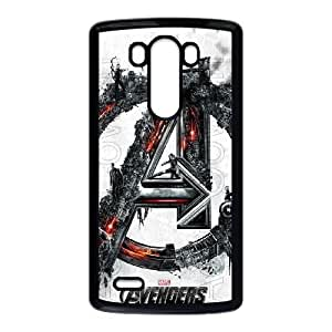 Avengers Age Of Ultron LG G3 Cell Phone Case Black PhoneAccessory LSX_668866