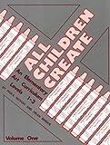 All Children Create, Paula Sefkow and Helen Berger, 0918452244