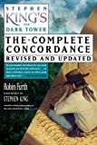 img - for Stephen King's The Dark Tower Concordance book / textbook / text book